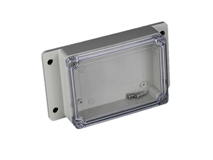 M2-110803T(115*85*35mm)Clear Lid Electric Wiring Box