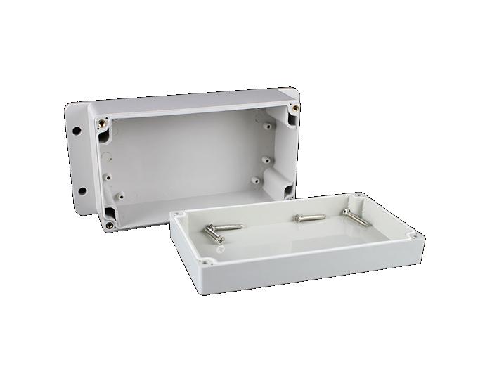 M2-150906G(158*90*60mm)Nontransparent Plastic ABS Box