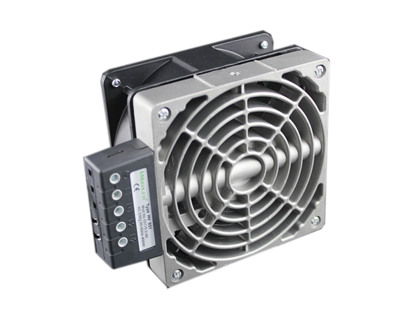 Space-saving Fan Heater HV031/HVL 031 Series 100W to 400w