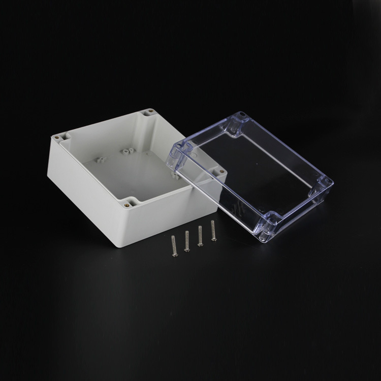 M1-161609T(160*160*90mm)Plastic Waterproof Box
